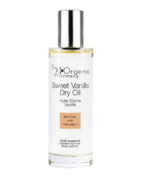 The Organic Pharmacy 3.4 oz. Sweet Vanilla Dry Oil
