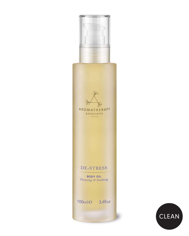 3.4 oz. De-Stress Massage & Body Oil