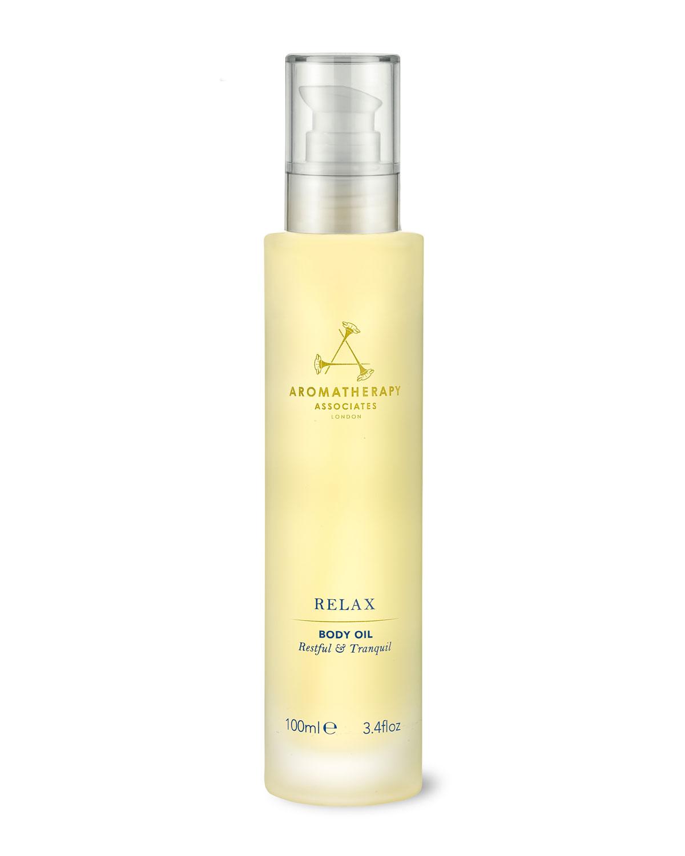 Relax Massage & Body Oil