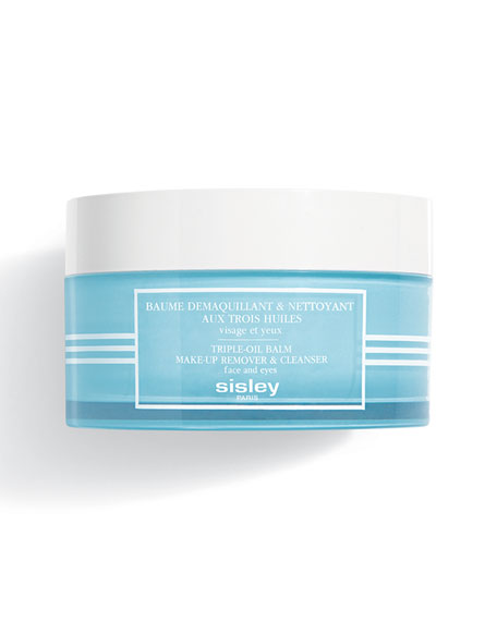 Sisley-Paris 4.4 oz. Triple-Oil Balm Make-up Remover and Cleanser