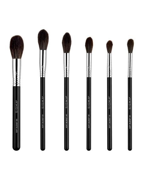 Sigma Beauty Soft Blend Brush Set