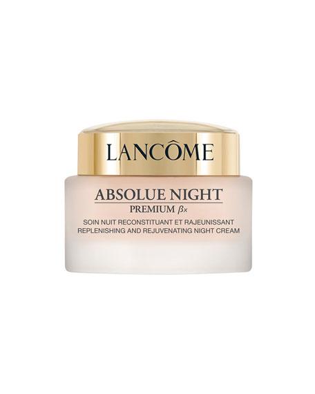 Lancome Absolue Premium βx Replenishing and Rejuvenating Night Cream, 2.6 oz