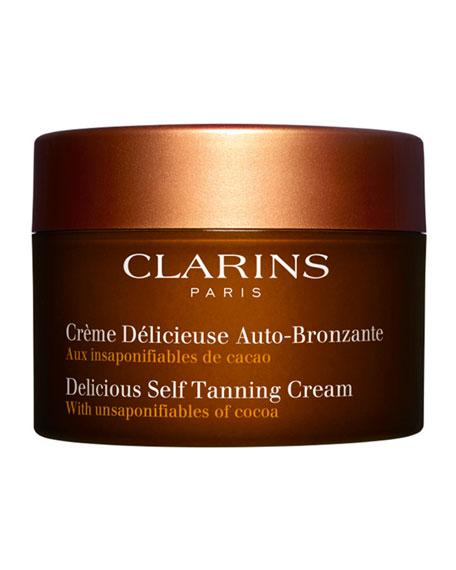Clarins 4.2 oz. Delicious Self-Tanning Cream
