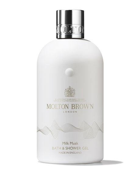 Molton Brown 10 oz. Milk Musk Bath & Shower Gel
