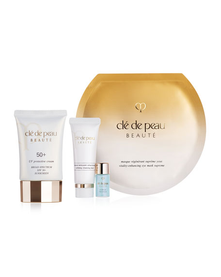 Cle de Peau Beaute Protect & Glow Collection - Limited Edition ($191 Value)