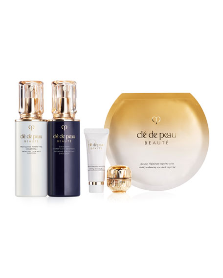 Cle de Peau Beaute Day-to-Night Hydration Essentials - Limited Edition ($470 Value)