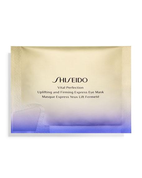 Shiseido Vital Perfection Uplifting & Firming Express Eye Mask