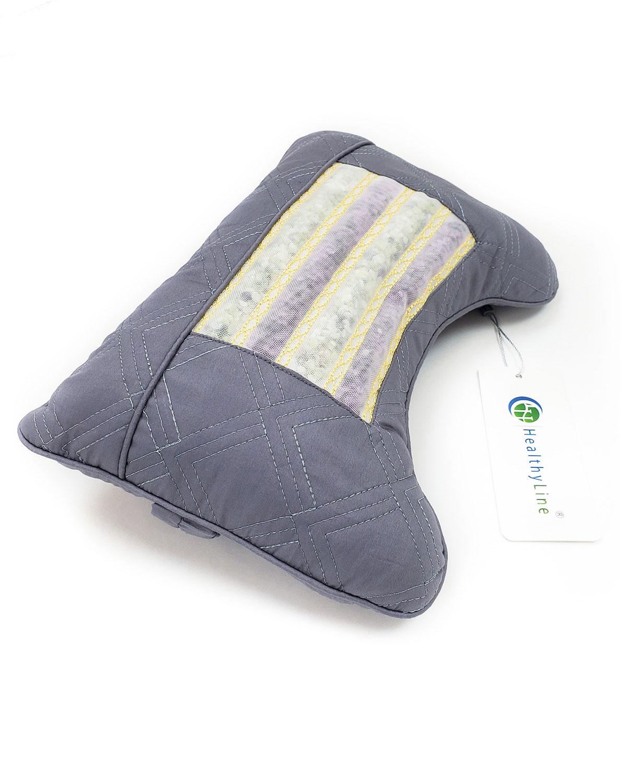 Inframat Pro Firm Magnetic Travel Pillow