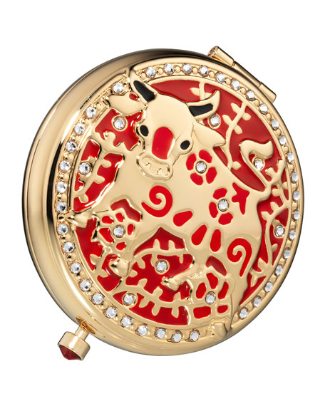 Estee Lauder Year of the Ox Powder Compact
