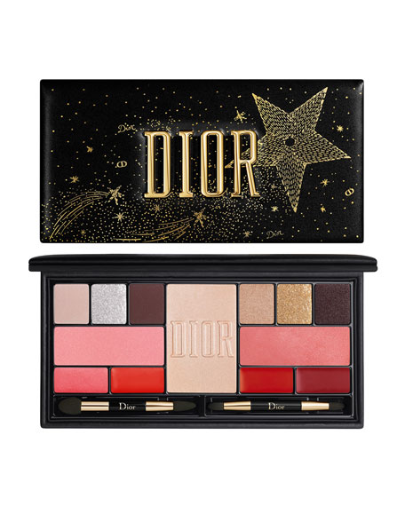 Dior Sparkling Couture Palette Face, Lip and Eye Makeup - Limited Edition