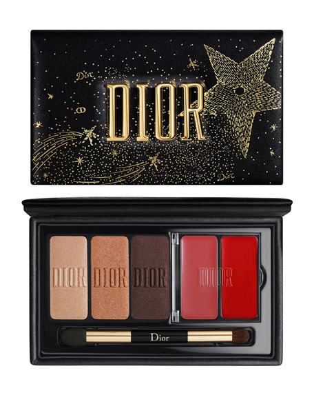 Dior Sparkling Couture Palette Eye & Lip Makeup - Limited Edition