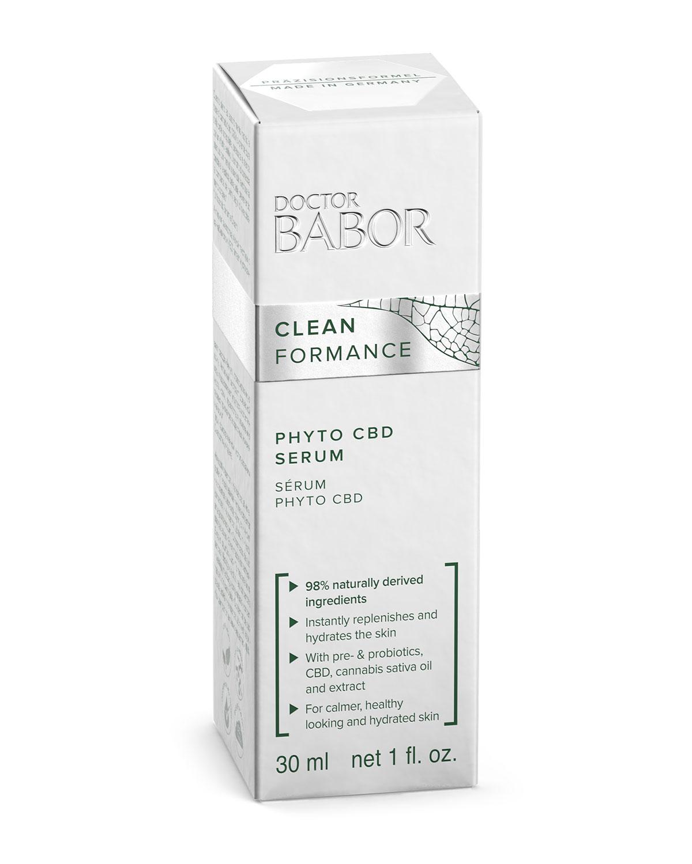 1 oz. Cleanformance Phyto CBD Serum
