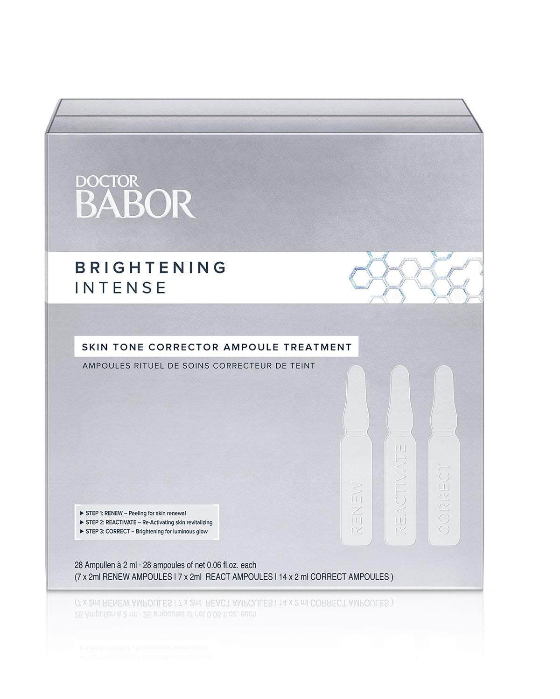 Brightening Intense Skin Tone Corrector Treatment Ampoules