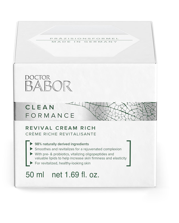 1.7 oz. Cleanformance Revival Cream Rich