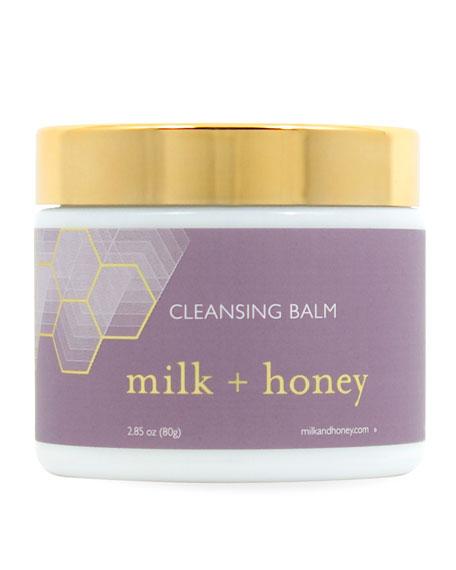 milk + honey 2.85 oz. Cleansing Balm