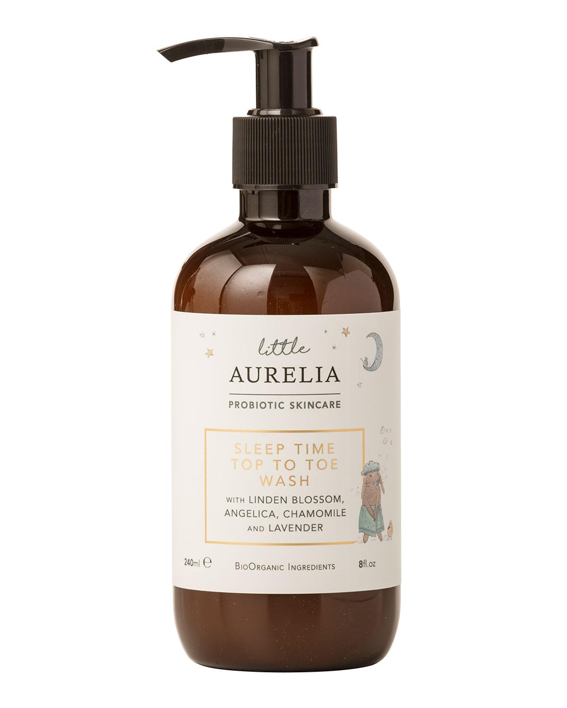 8 oz. Little Aurelia Sleep Time Top to Toe Wash