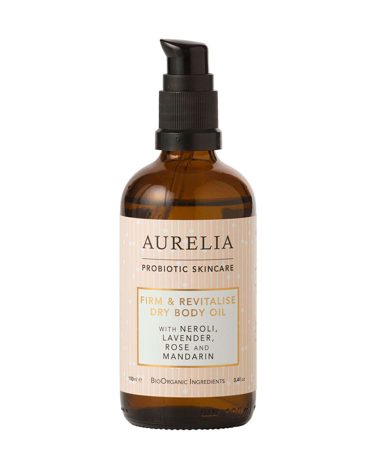 3.4 oz. Firm and Revitalize Dry Body Oil
