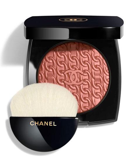 CHANEL <b>LES CHA&#206NES DE CHANEL</b><br>Illuminating Blush Powder - Limited Edition