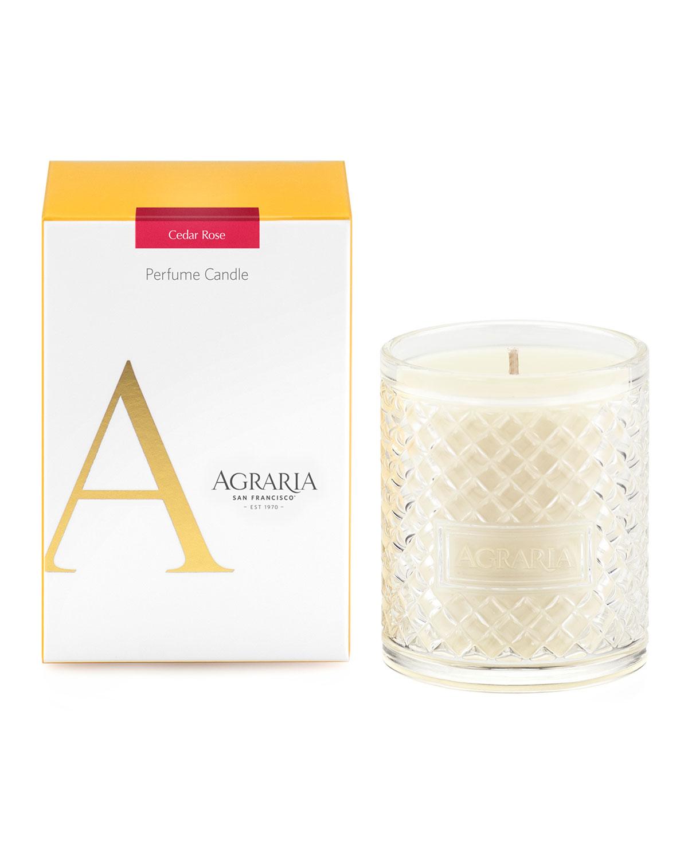 7 oz. Cedar Rose Perfume Candle