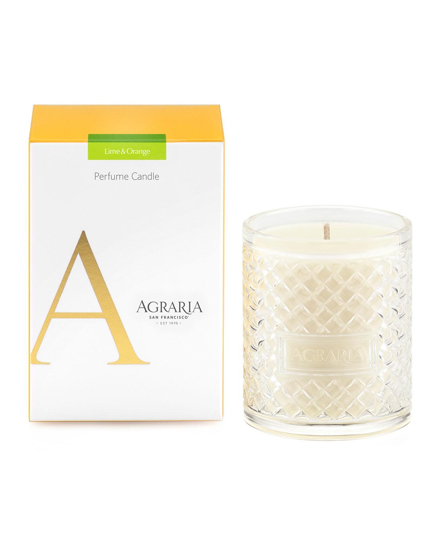 7 oz. Lime & Orange Perfume Candle