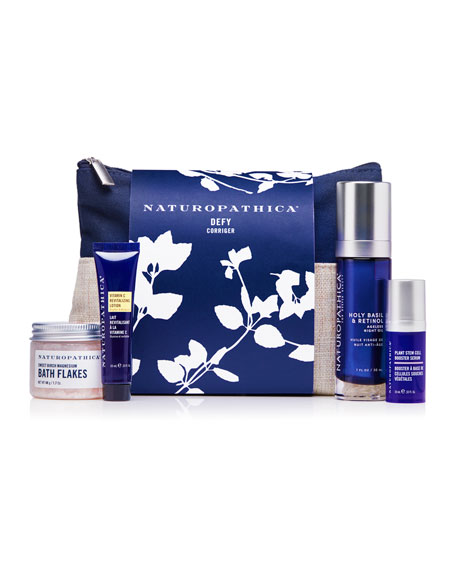 Naturopathica Defy Holiday Set