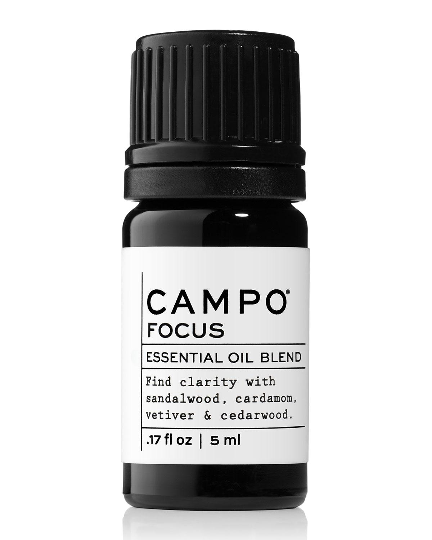 0.17 oz. FOCUS Pure Blend Essential Oils