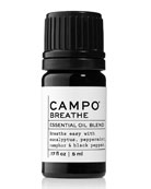 Campo Beauty 0.17 oz. BREATHE Pure Blend Essential