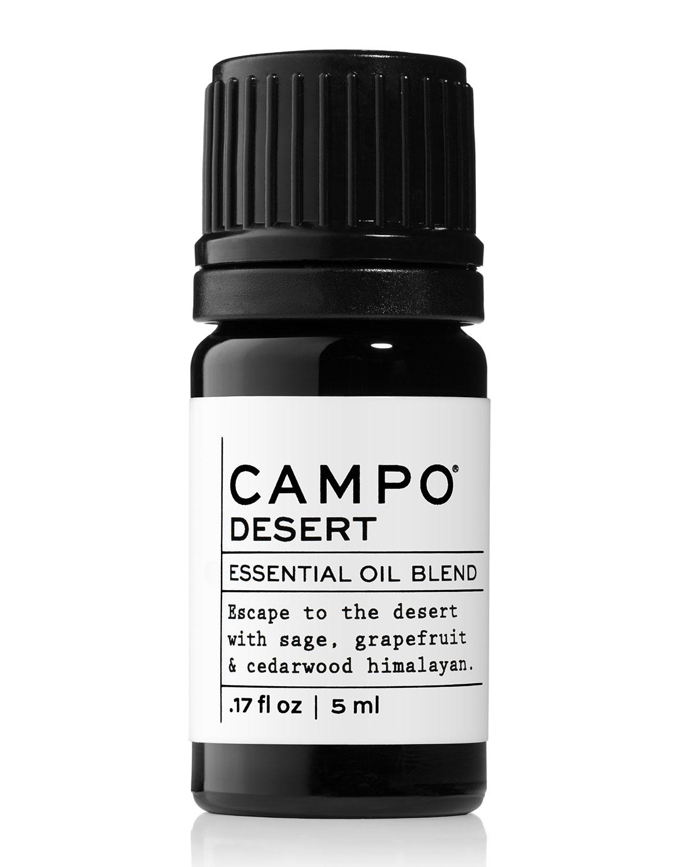 0.17 oz. DESERT Pure Blend Essential Oils