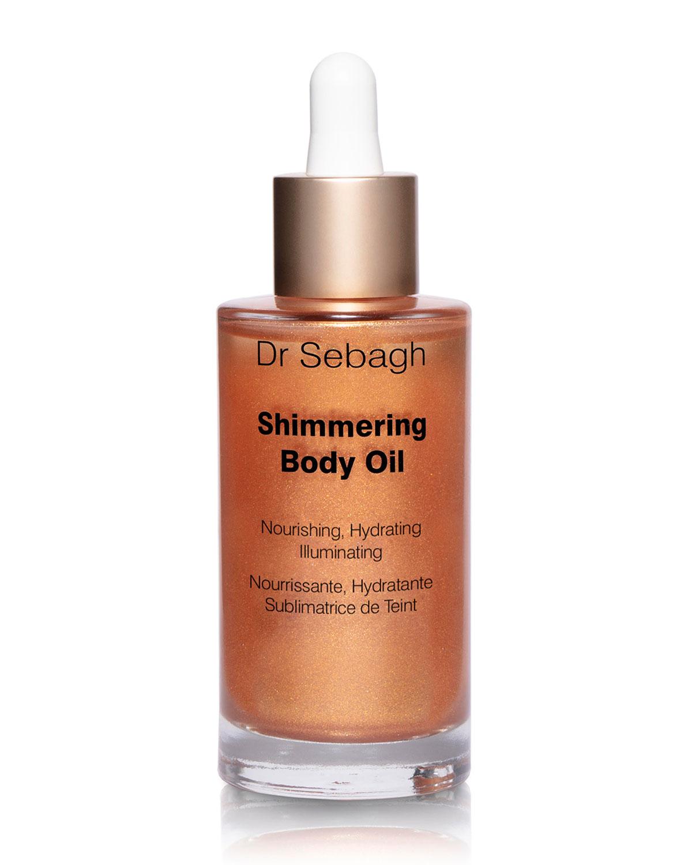 1.7 oz. Shimmering Body Oil