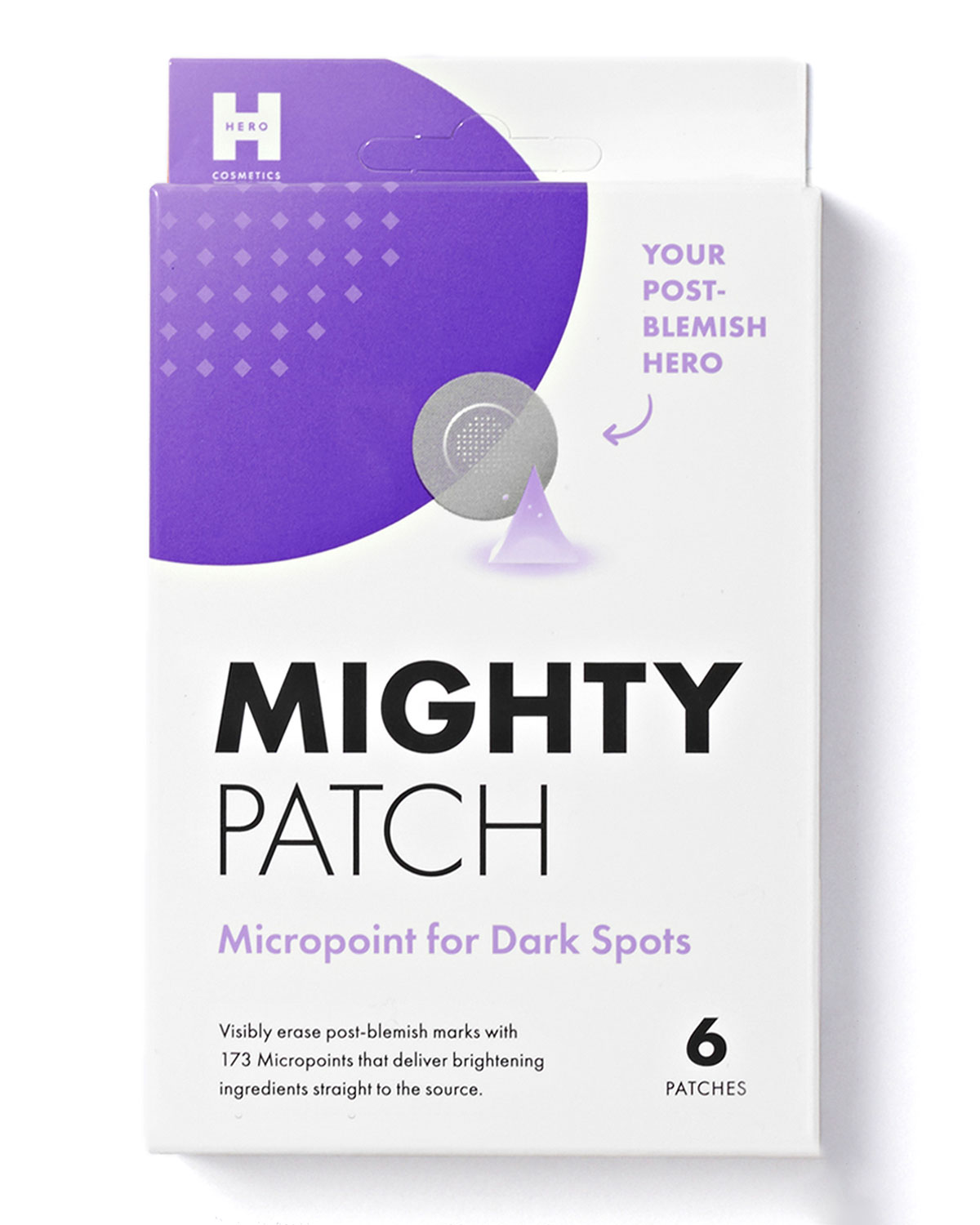 Micropoint for Dark Spots