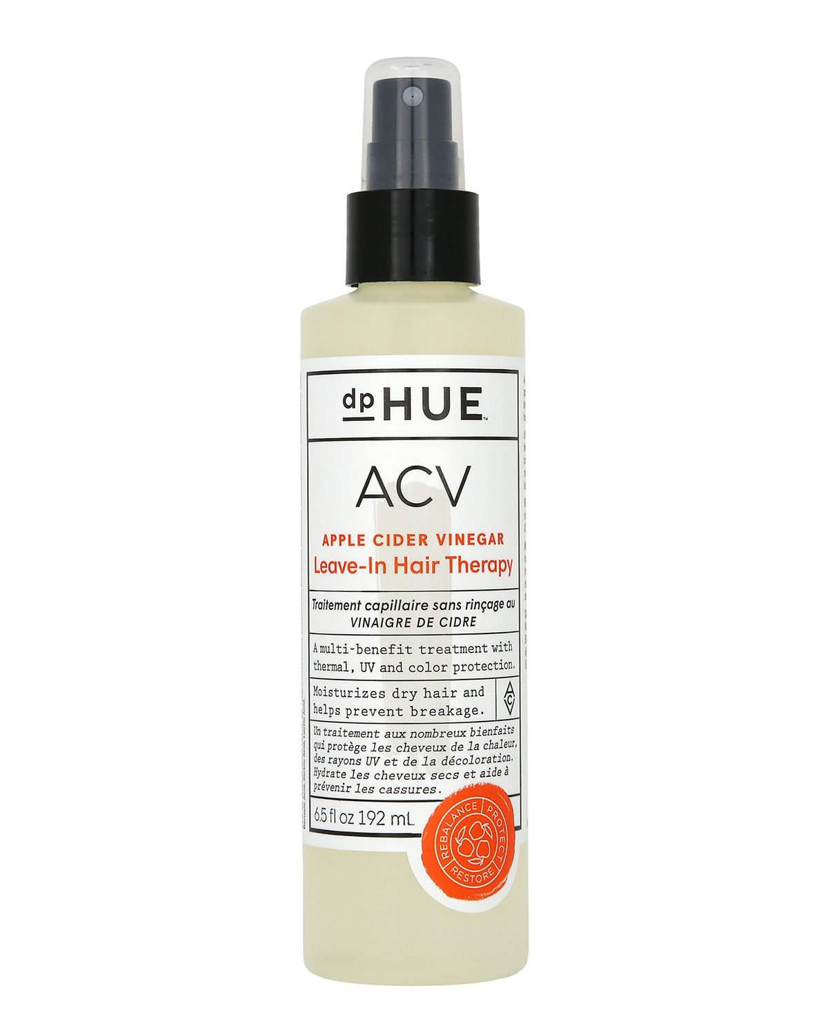 6.5 oz. ACV Leave-In Hair Therapy