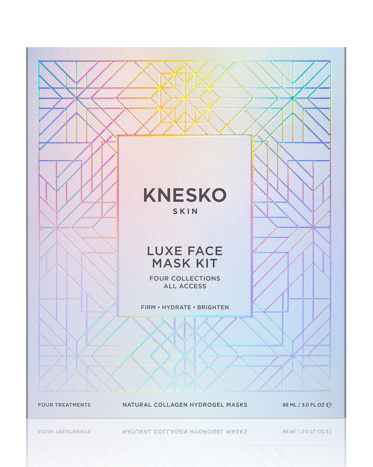 The Luxe Face Mask Kit (4 Treatments)