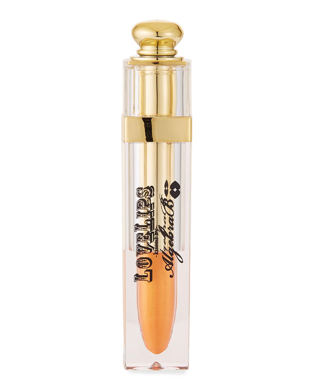 Yellow Gold Metallic Liquid Lip Stain