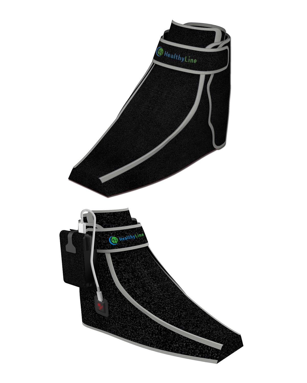 Portable Heated Gemstone Foot Pad InfraMat Pro