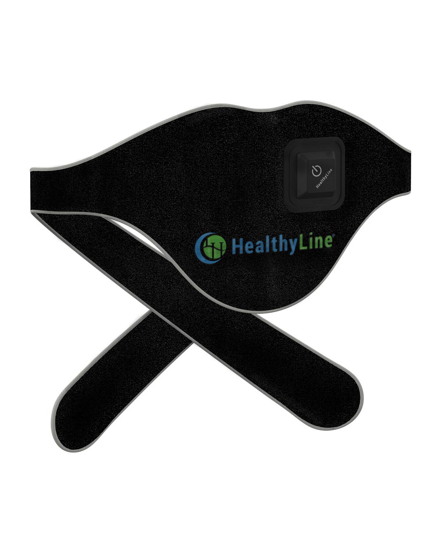 Portable Heated Gemstone Neck Pad InfraMat Pro