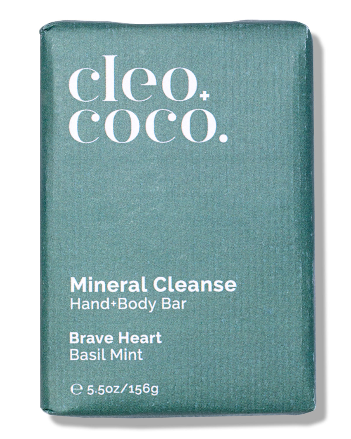 5.5 oz. Mineral Cleanse Hand + Body Bar