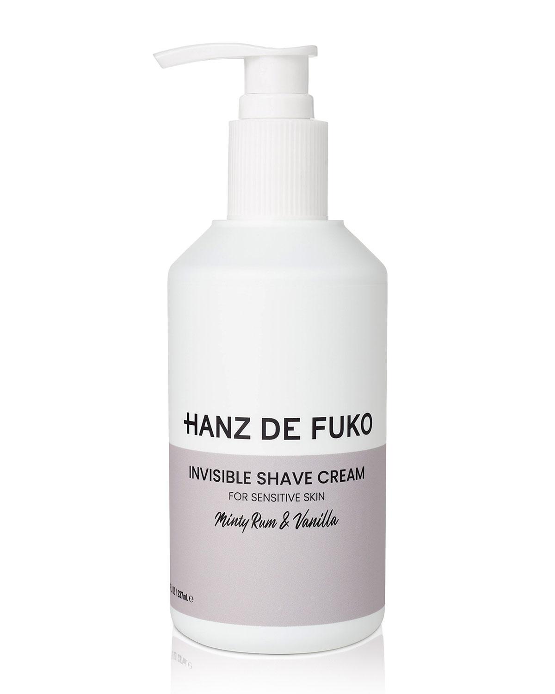 Invisible Shave Cream