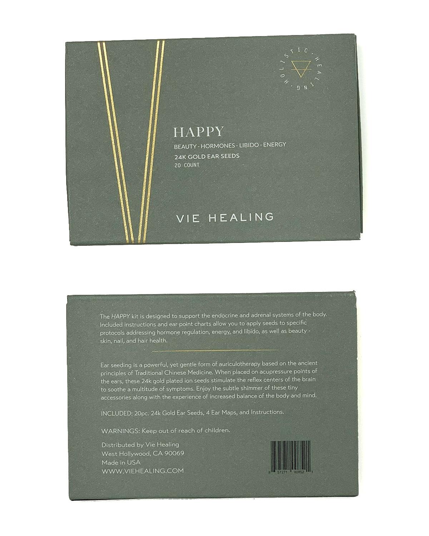 Happy 24K Gold Ear Seed
