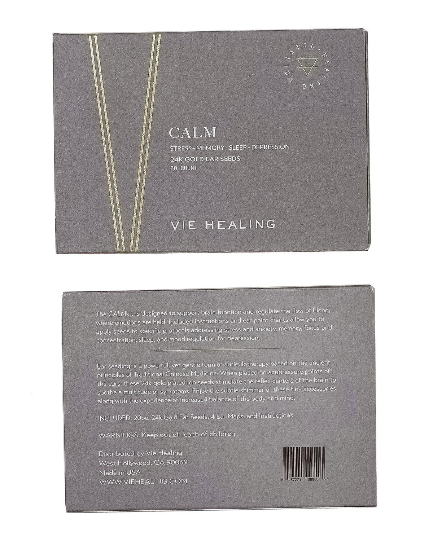 Calm 24K Gold Ear Seed