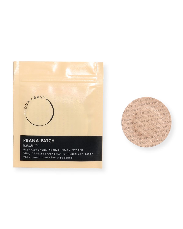 Prana Patch Mask-Adhering Aromatherapy System