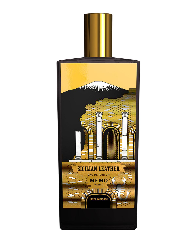 2.6 oz. Sicilian Leather Eau de Parfum