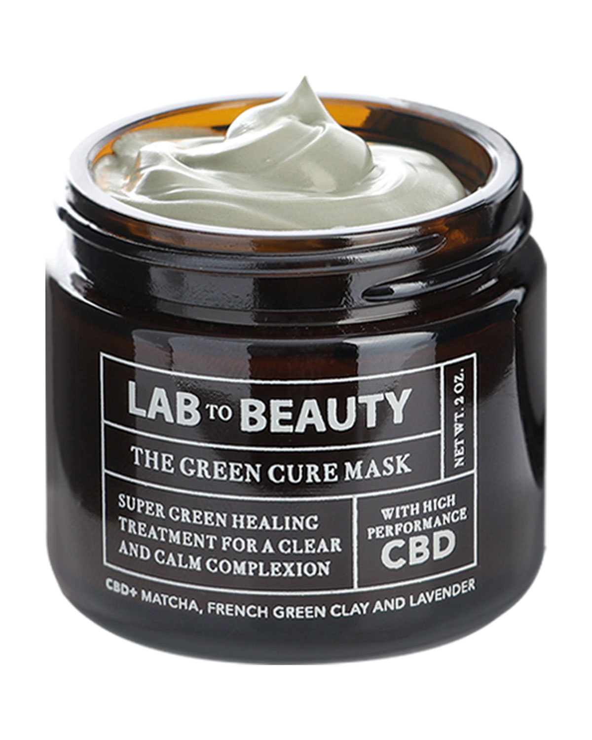 2 oz. The Green Cure Mask