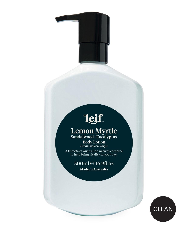 16.9 oz. Lemon Myrtle Body Lotion