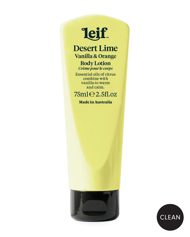 2.5 oz. Desert Lime Body Lotion