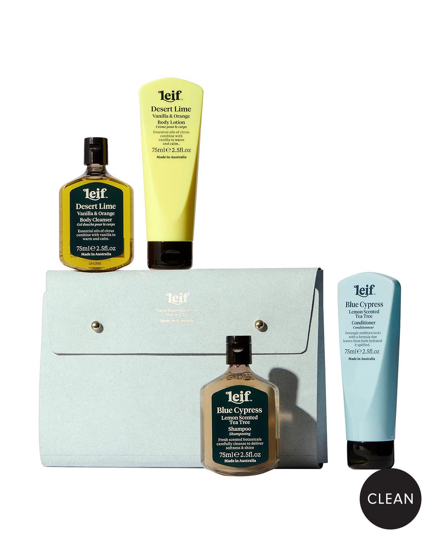 Lemon Myrtle Travel Essentials
