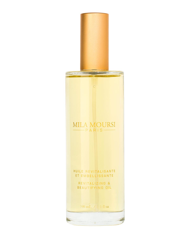 Revitalizing & Beautifying Body Oil