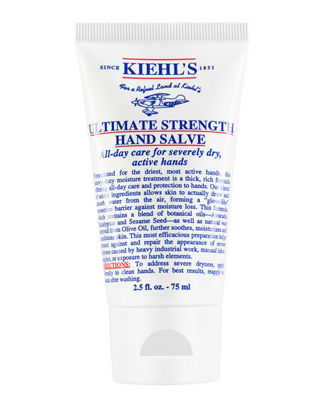 Kiehl's Since 1851 2.5 oz. Travel-Size Ultimate Strength Hand Salve