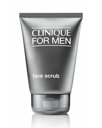 Clinique for Men's Face Scrub, 3.4 oz./ 100 mL