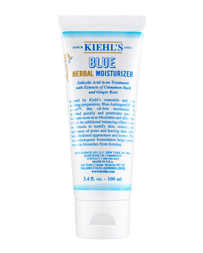Blue Herbal Moisturizer, 3.4 fl. oz.