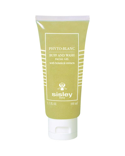 Phyto-Blanc Buff and Wash Facial Gel, 3.5 oz./ 100 mL